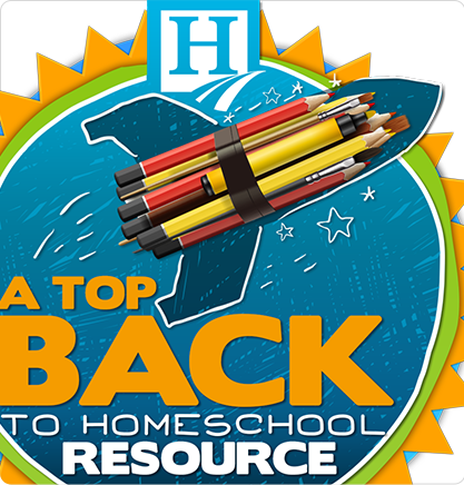 Homeschool.com's Top Back to Homeschool Resource Awards and Top Resource Curriculum Sampler, August 4, 2015